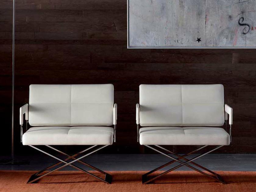 艾斯特X休闲椅(Aster X Lounge Chair)
