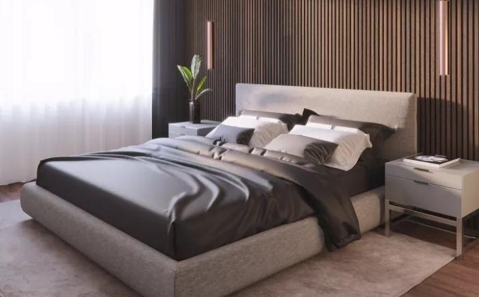 家装设计案例 北欧风格转角沙发