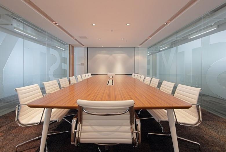 会议室应该怎么布置,会议室装修效果图