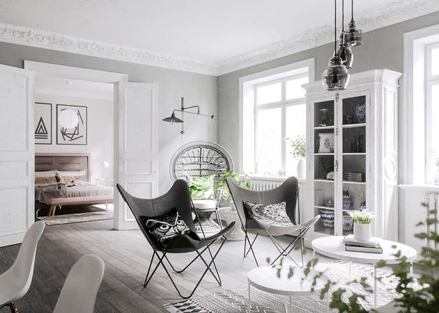 现代私人公寓装修