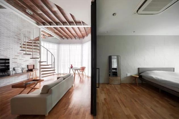 空间夹层住宅设计图片汉字字体v空间图片大全案例种类图片