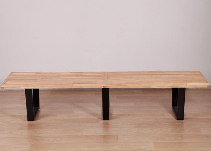 产品标题:创意家具:实木长凳