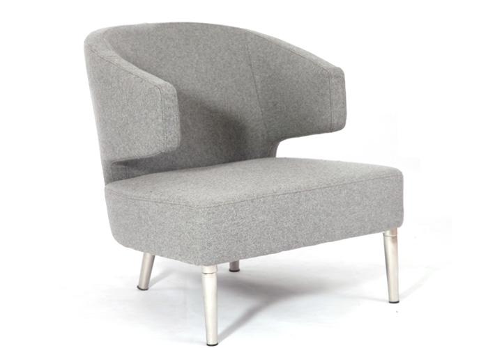 北欧风格休闲椅图片