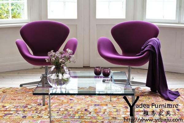 天鹅椅(Swan Chair)\