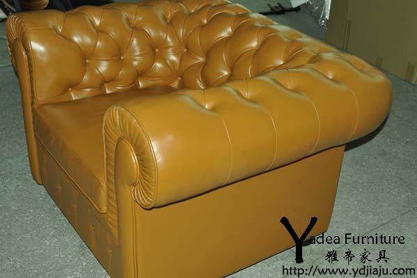 Chesterfield Armchair Sofa