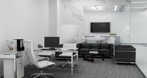 现代办公室效果图1|公司相册|雅帝现代家具; 典当公司门头效果图图片