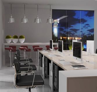 设计方案推介 - 雅帝现代家具