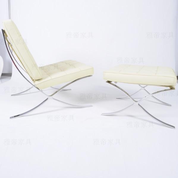 躺椅:巴塞罗那椅