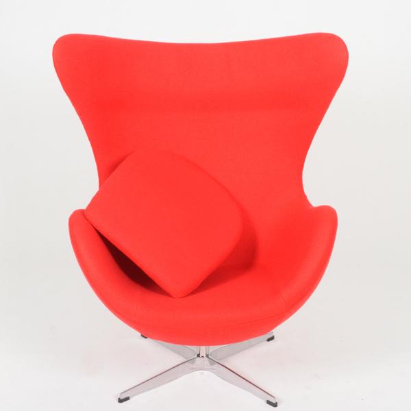 蛋椅(egg chair) |雅各布森椅子|鸭蛋椅|鸡蛋椅|蛋蛋椅|cf026