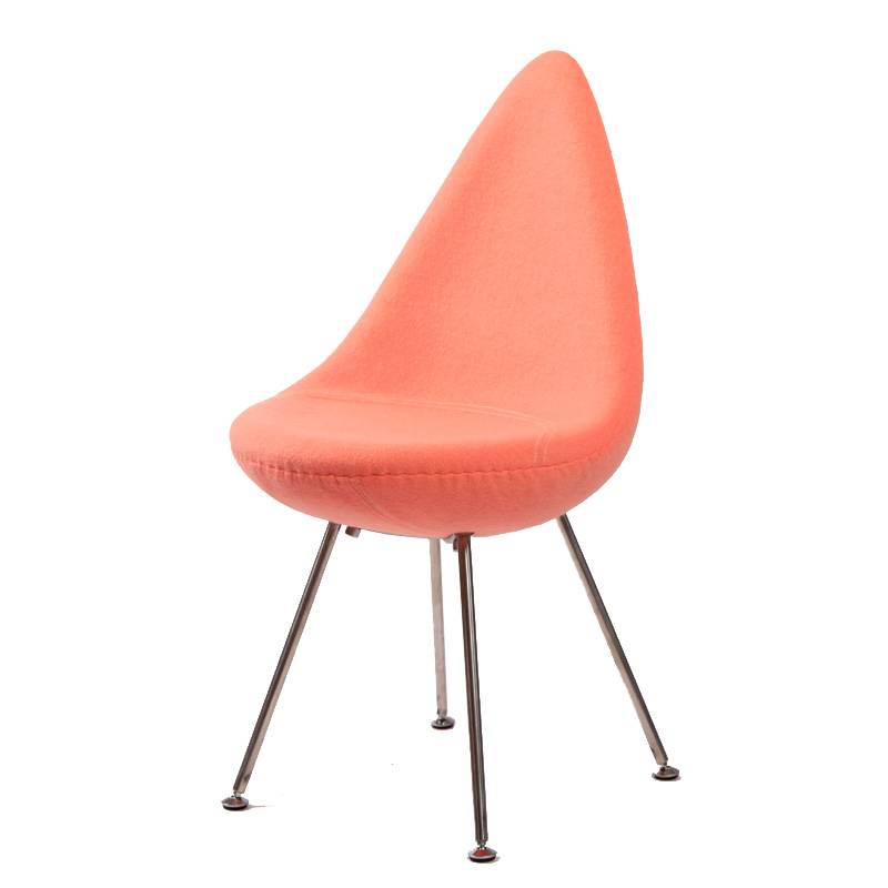 产品标题:雅各布森的经典设计:水滴椅