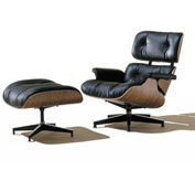 伊姆斯休闲椅(Eames Lounge Chair)