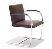 【不锈钢办公家具】布尔诺椅子 Brno Chair