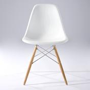 伊姆斯餐椅(Eames Plastic Side Chair)