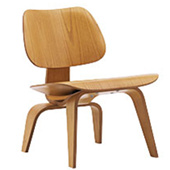Eames Molded Plywood Lounge Chair (曲木椅子)