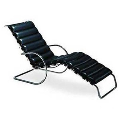 密斯躺椅(MR Adjustable Chaise Lounge)