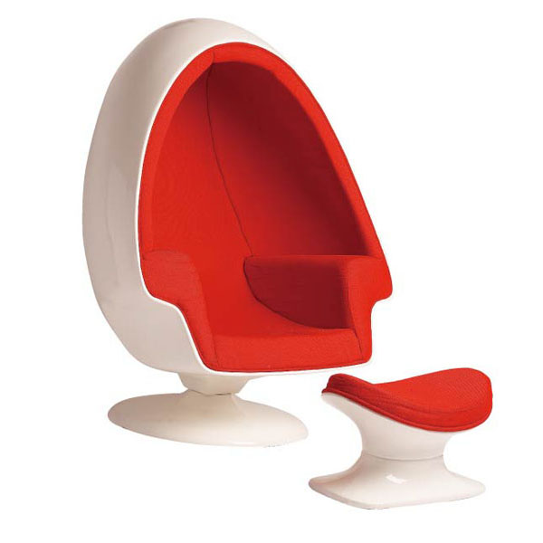 喇叭椅子(Lee West Egg Chair)