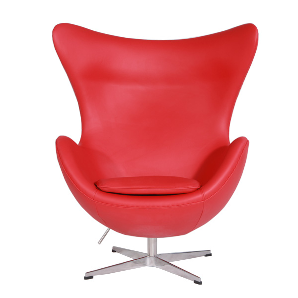 红色蛋椅(Red Egg Chair )