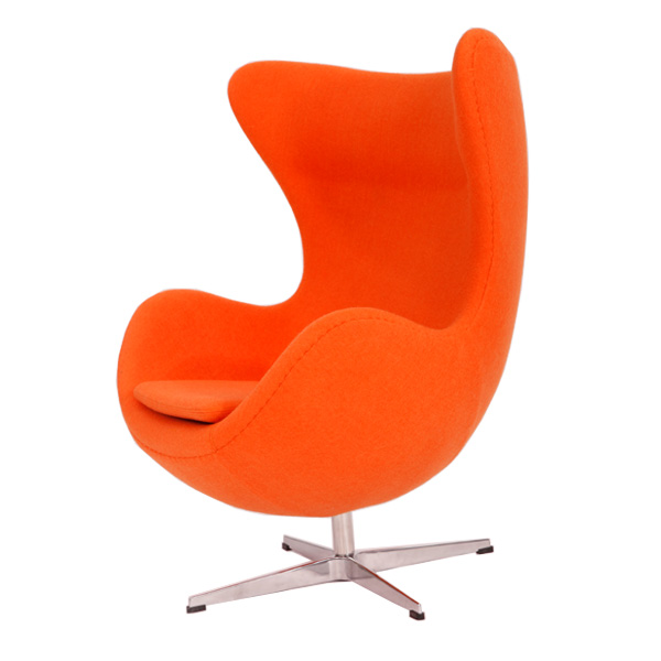 橙色蛋椅(orange egg chair)