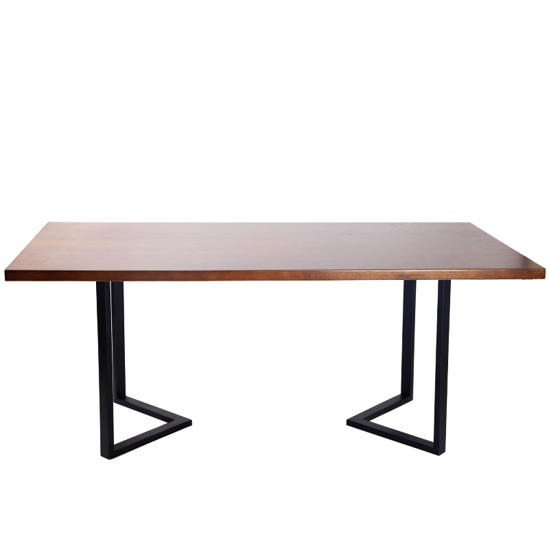 长方形餐桌(rectangle Dining table)